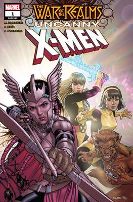 The War of the Realms: Uncanny X-Men (Comic Book) #1