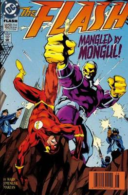 The Flash Vol. 2 (1987-2006) (Comic Book) #102