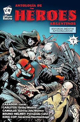 Antología de Héroes Argentinos (Rústica) #1