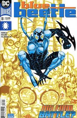 Blue Beetle Vol. 10 (Grapa) #18