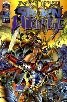 Medieval Spawn Witchblade (Comic Book) #2
