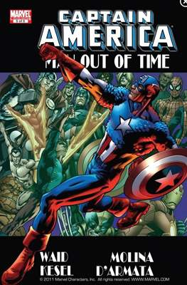 Captain America: Man Out of Time (Digital) #5