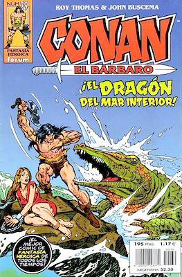 Conan el Bárbaro (1998-2001) (Grapa 24 pp) #39
