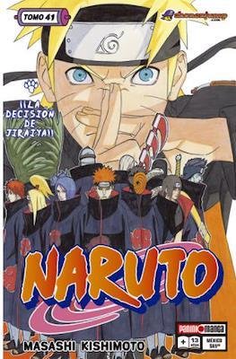 Naruto (Rústica) #41