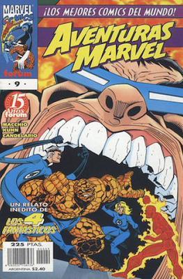 Aventuras Marvel (Grapa 24 pp) #9