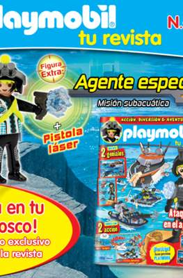 Playmobil (Grapa, 36 páginas, color) #42