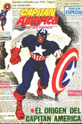 Capitán América Vol. 1 #3
