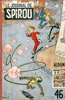 Spirou. Recueil du journal (Cartonné) #46