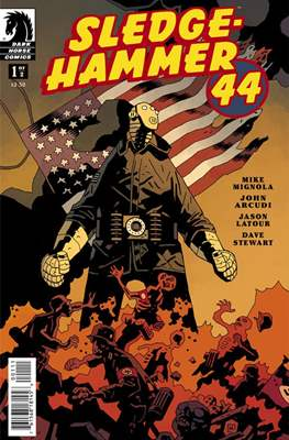 Sledgehammer 44 (Comic-book) #1