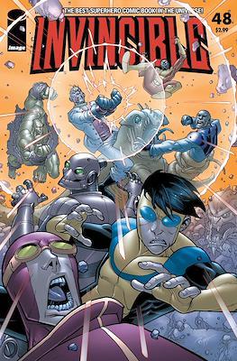 Invincible (Comic-book) #48