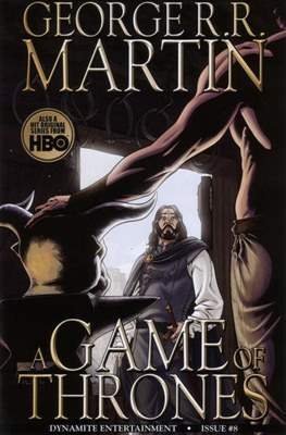 A Game Of Thrones (Comic Book) #8