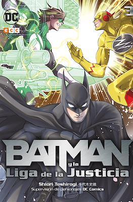 Batman y la Liga de la Justicia (Rústica con sobrecubierta 192 pp) #3