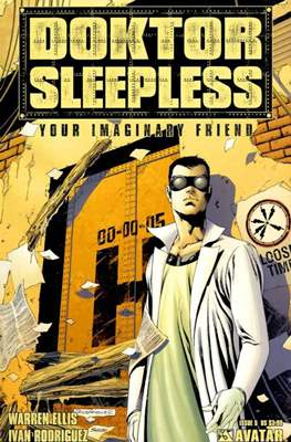 Doktor Sleepless (Comic-book) #5