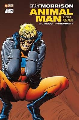 Animal Man de Grant Morrison (Cartoné 240 pp) #1