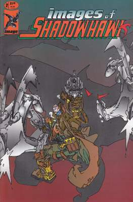 Images of Shadowhawk (Comic Book) #2
