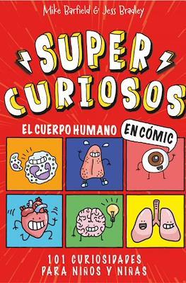 El cuerpo humano en cómic. 101 curiosidades para niños y niñas (Cartoné 48 pp)