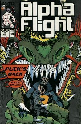 Alpha Flight Vol. 1 (1983-1994) (Comic Book) #59
