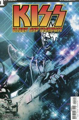 KISS: Blood and Stardust (Variant Covers) (Comic Book) #1.3