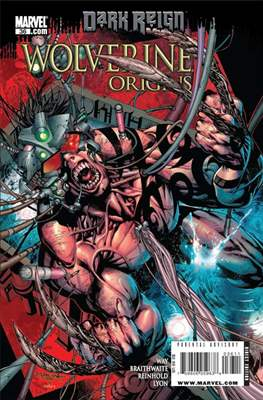 Wolverine: Origins (2006-2010) (Comic-Book) #36