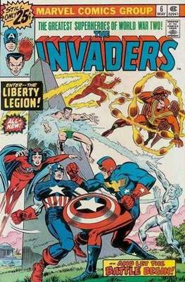 The Invaders #6