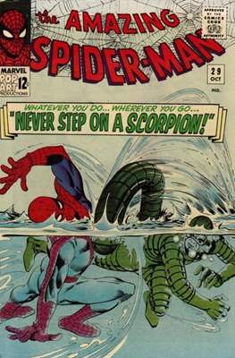 The Amazing Spider-Man Vol. 1 (1963-2007) (Comic-book) #29