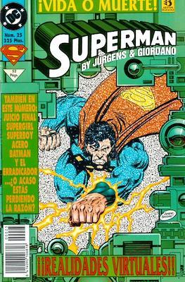 Superman (1993-1996) #25
