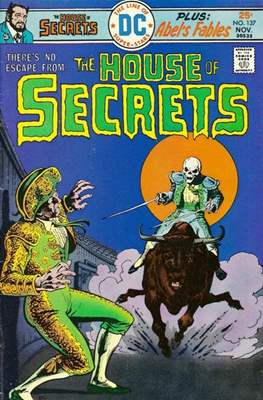 The House of Secrets (Grapa) #137