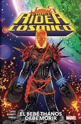Ghost Rider Cósmico - El bebé Thanos debe morir