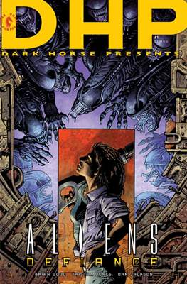Aliens Defiance (Comic Book) #1.1