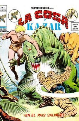 Super heroes V.2 (Grapa, 48 páginas (1974-1980)) #57