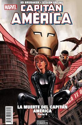 La muerte del Capitán América (Rústica) #4
