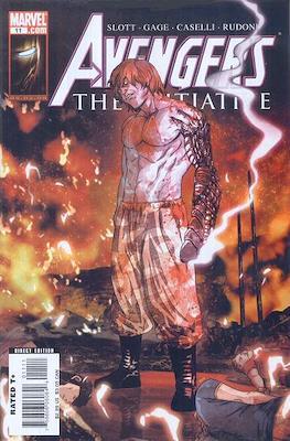 Avengers The Initiative (2007-2010) #11