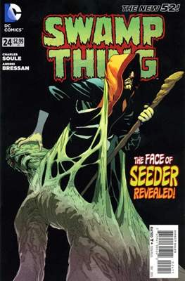 Swamp Thing vol. 5 (2011-2015) #24