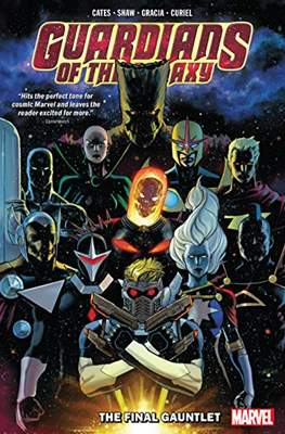 Guardians of the Galaxy (2019-...) (Softcover 144-168 pp) #1