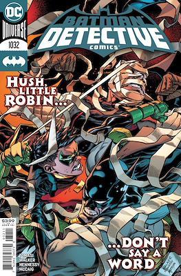 Detective Comics Vol. 1 (1937-2011; 2016-) #1032