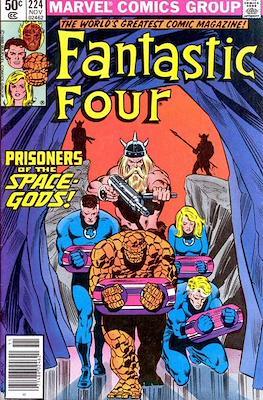 Fantastic Four Vol. 1 (1961-1996) (saddle-stitched) #224