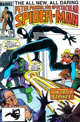 The Spectacular Spider-Man Vol. 1 (Comic Book) #108