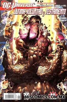Última Voluntad y Testamento - DC Universe Personajes de Supermán