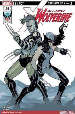 All-New Wolverine (2016-) #25