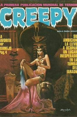 Creepy (Grapa, 1979) #4