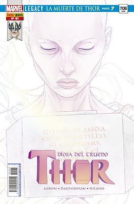 Thor / El Poderoso Thor / Thor - Dios del Trueno / Thor - Diosa del Trueno / El Indigno Thor (2011-) #87