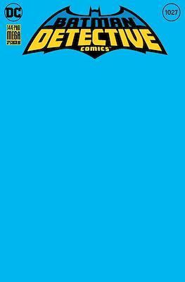 Detective Comics Vol. 1 (1937-2011; 2016- ... Variant Cover) (Cómic Book) #1027.91