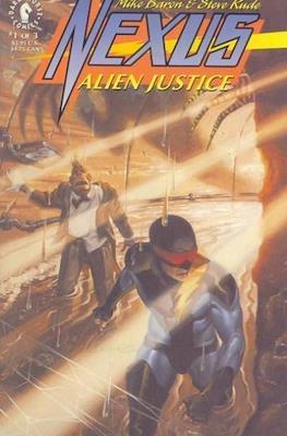 Nexus: Alien Justice (grapa) #1