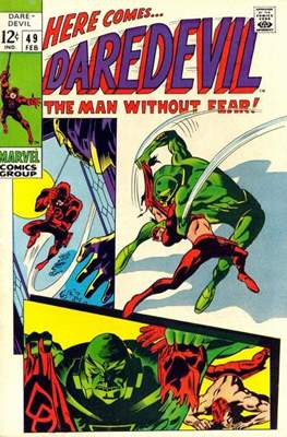 Daredevil Vol. 1 (1964-1998) (Comic Book) #49