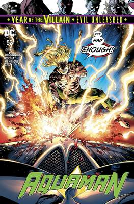 Aquaman Vol. 8 (2016-) (Comic Book) #52
