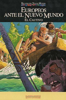 Relatos del Nuevo Mundo (Cartoné 72 pp) #21