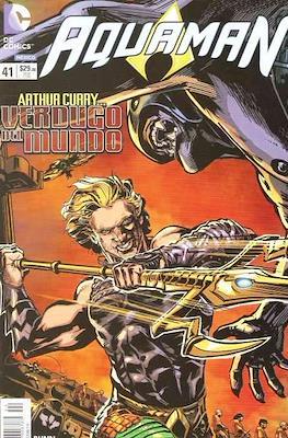 Aquaman (Grapa) #41