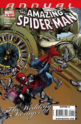 The Amazing Spider-Man Annual (Grapa, 48 págs.) #36