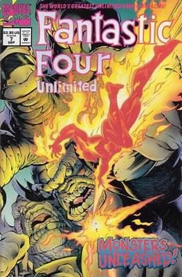 Fantastic Four unlimited #7