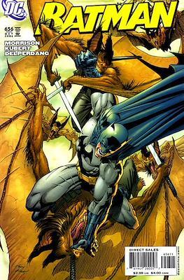 Batman Vol. 1 (1940-2011) (Comic Book) #656
